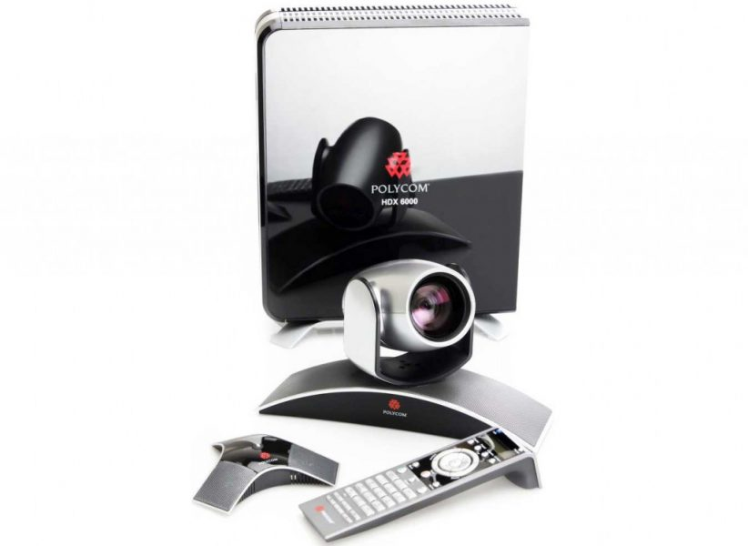 Business-Videoconferencing-Polycom-camera-1024x768