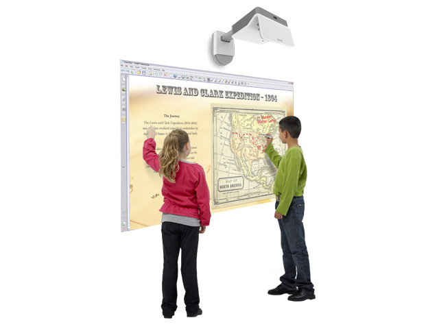 Smart-LightRaise-Interactive-Projector